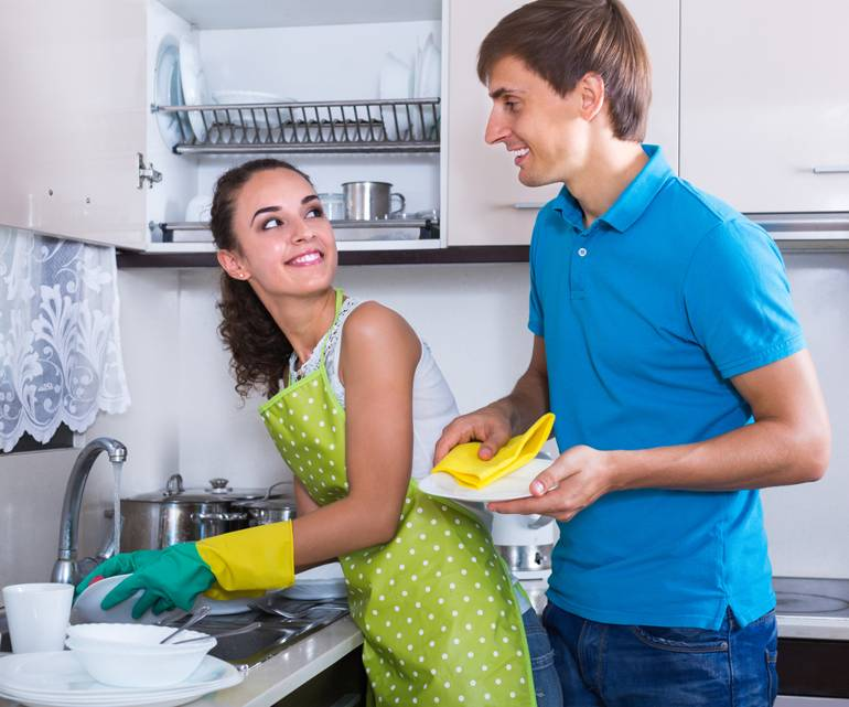 chores-when-living-at-home