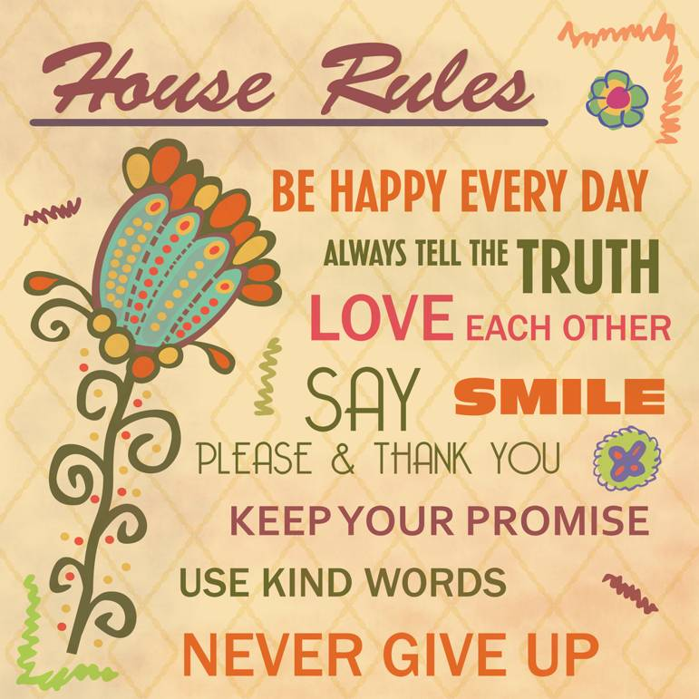 house-rules