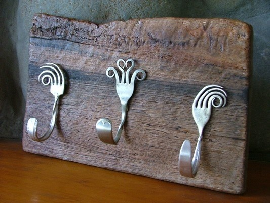 Upcycled forks