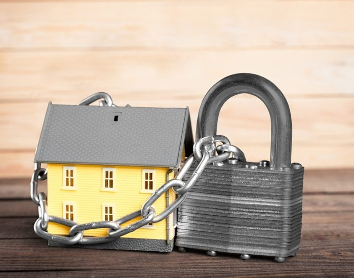 home insurance lock doors and windows