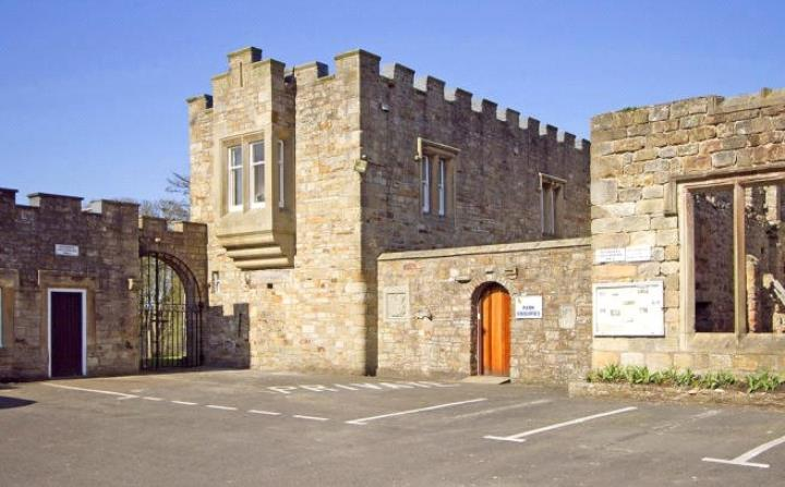 Blenkinsopp Castle for sale