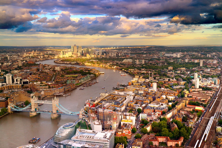 London migration house moves