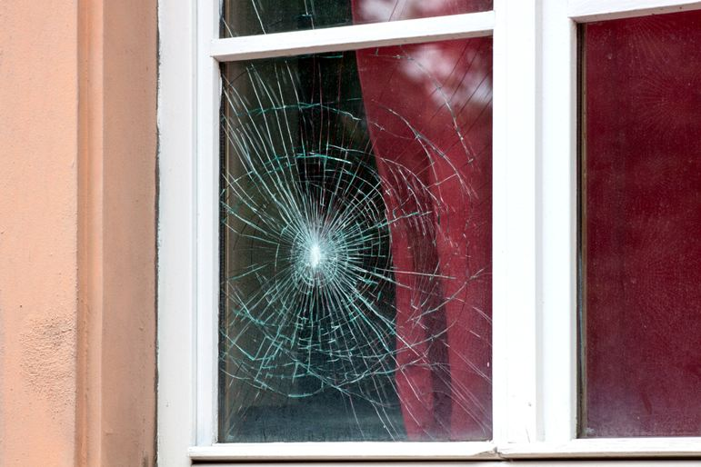 broken-window-of-rented-house