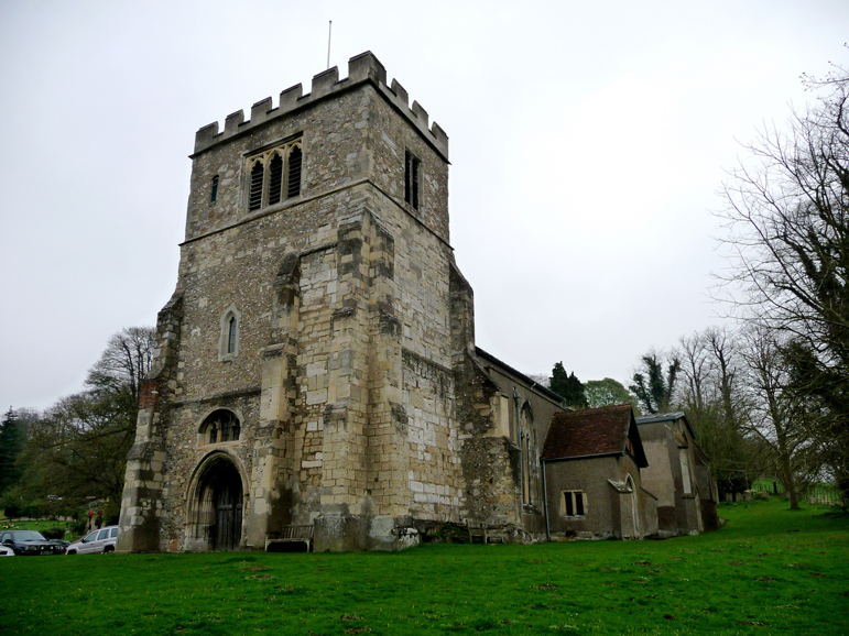 parish church of st peter and paul persuade you that this is the best countryside near london