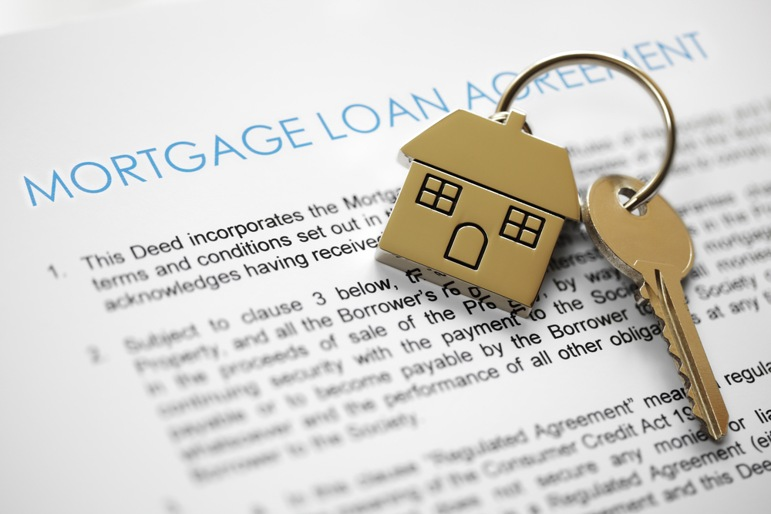 mortgage-agreement-keys